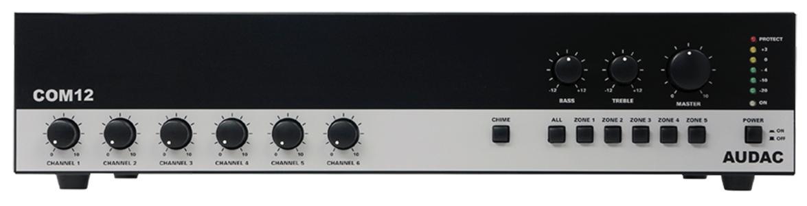 Audac COM12MK2 - Amplificatore 100V