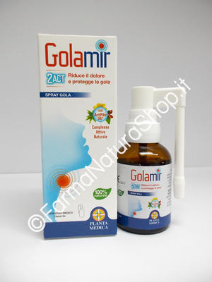 GOLAMIR 2ACT Spray