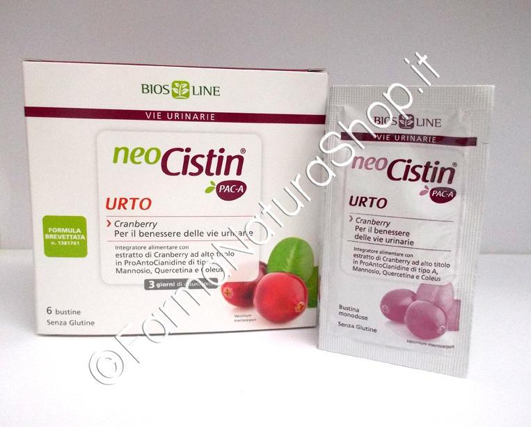 NeoCistin PAC-A Urto