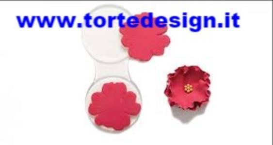 Venatore in silicone universale per fiori Decora