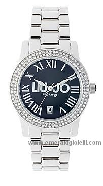 TLJ436 Orologio Donna Infinity nero Liu Jo Luxury -
