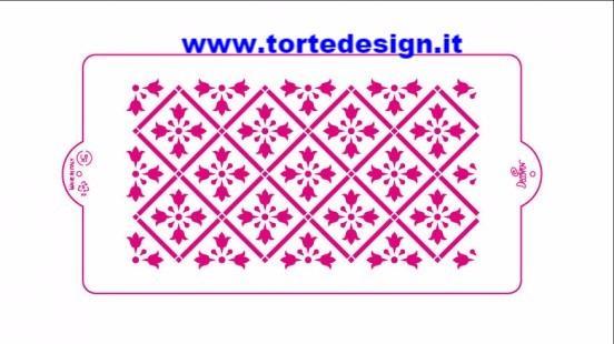 Stencil greca cm 10 x 30 decora - Home design decoro shopping ...
