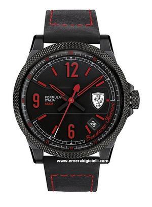 0830271 Orologio Uomo Ferrari -