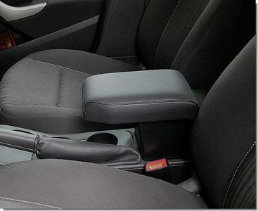 Bracciolo regolabile con portaoggetti per Opel Astra J (dal 2010) e GTC (dal 2012)
