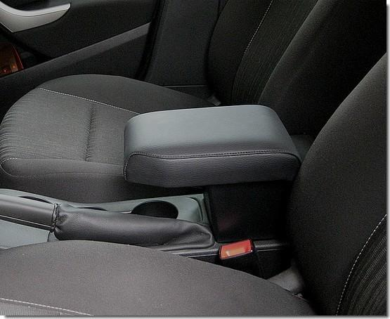 Adjustable armrest with storage mod. LUXURY for OPEL - VAUXHALL - HOLDEN ASTRA J (from 2010) and GTC (from 2012)