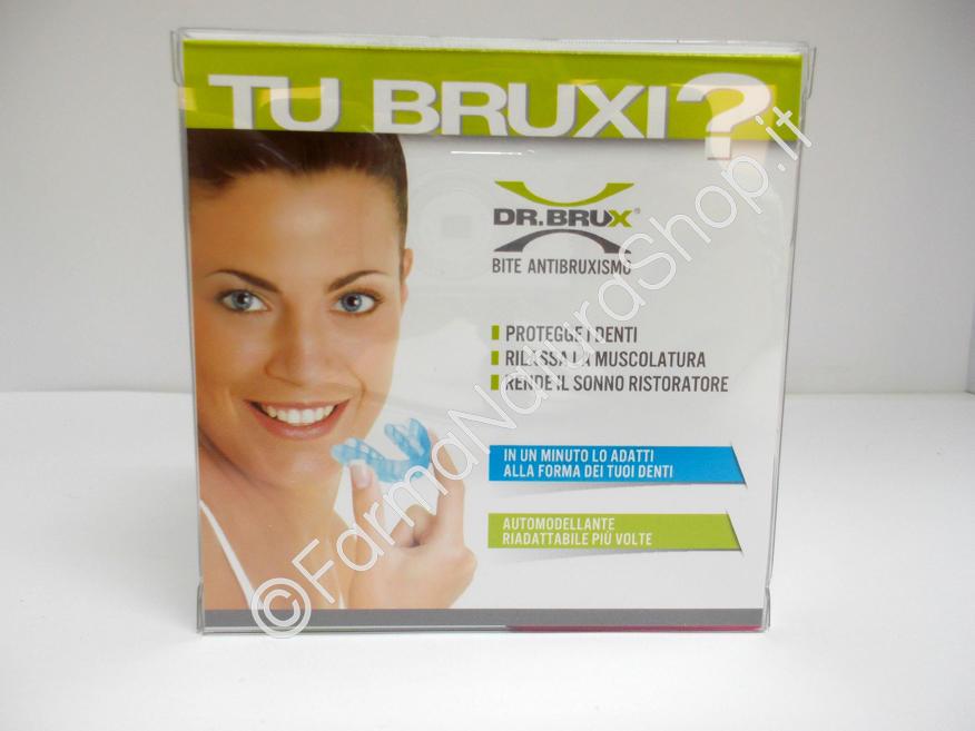 DR.BRUX®  Bite Automodellante