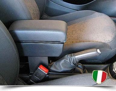 Bracciolo con portaoggetti per Opel Adam