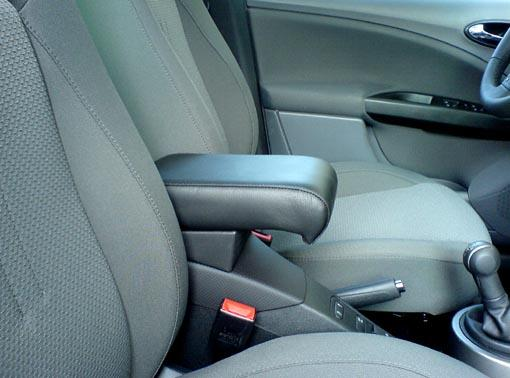 Adjustable armrest for Seat Altea and Toledo (from 2005)