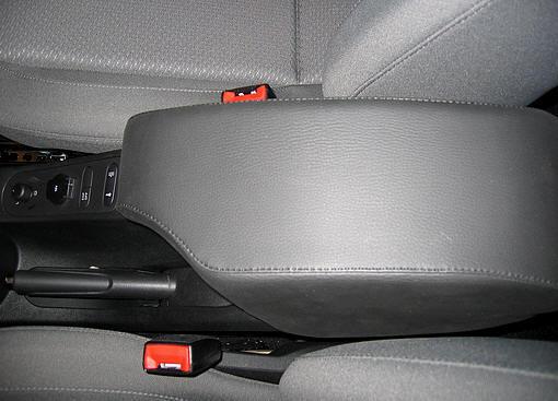 Bracciolo per Seat Altea / Toledo (dal 2005) mod. Elegant