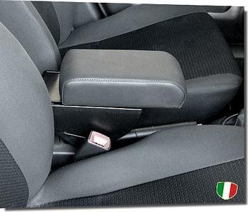 Bracciolo regolabile con portaoggetti per Seat Ibiza (2002-2008)