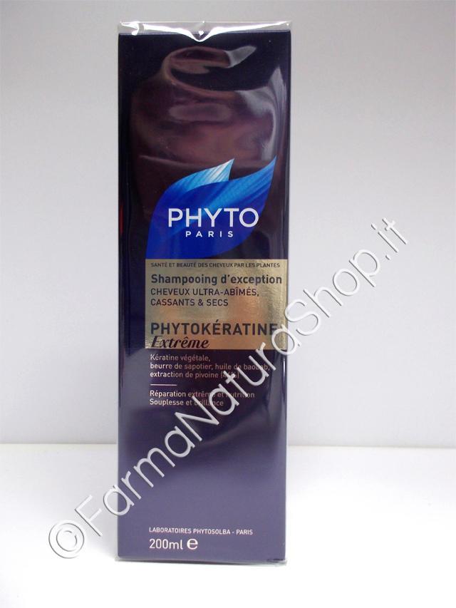 PHYTOKERATINE Extrême Shampoo d'eccezione