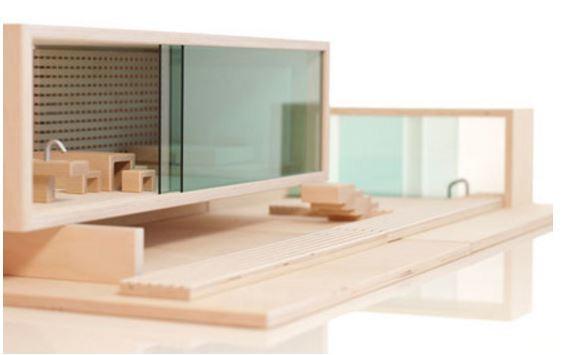 Casa per le bambole in legno per bambini villa sibis di - Casa di legno per bambini ...