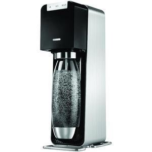 Gasatore per acqua frizzante automatico SODASTREAM Gasatore POWER BLACK