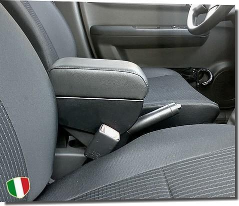 Bracciolo regolabile con portaoggetti per Suzuki Swift (2005-2010)