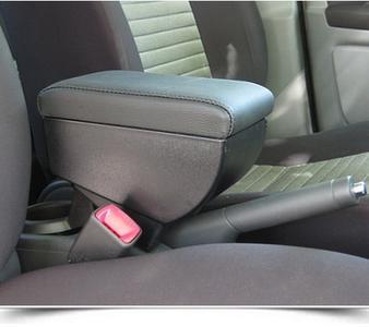 Bracciolo regolabile con portaoggetti per Suzuki SX4