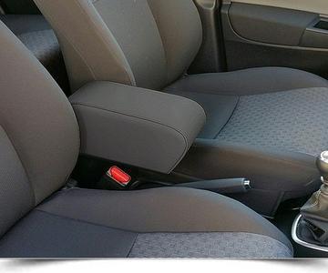 Bracciolo regolabile con portaoggetti per Toyota Yaris - Hybrid dal mod. 2015