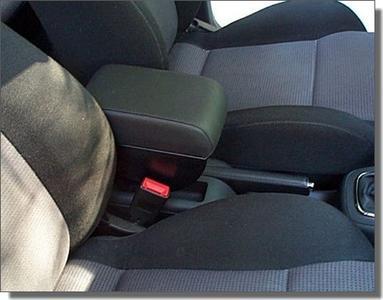Bracciolo regolabile con portaoggetti per Volkswagen Golf 4
