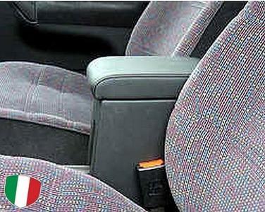 Bracciolo regolabile con portaoggetti per Volkswagen Golf 3