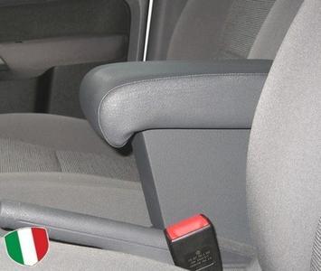 Bracciolo regolabile con portaoggetti per Volkswagen Touran (2007>) & Caddy (2010>)