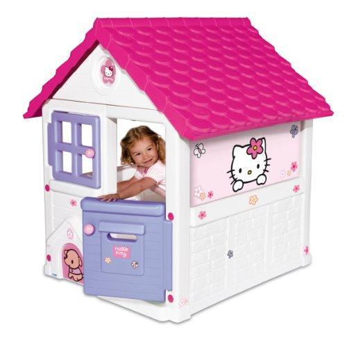 Casetta per bambini in resina da giardino smoby 7600310431 for Casetta giardino bambini usata