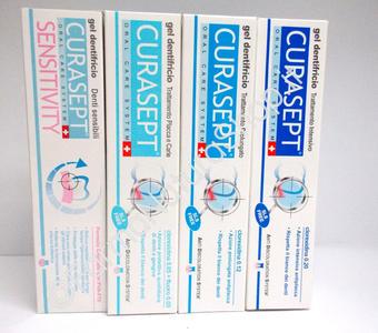 CURASEPT ADS Dentifrici Antiplacca e Denti Sensibili