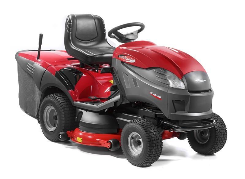 Trattorino idrostatico per giardino CASTELGARDEN XT 190 HD B&S Intek 500cc scarico posteriore
