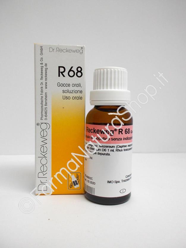 DR. RECKEWEG R68 Gocce