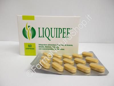 LIQUIPEF 60 compresse