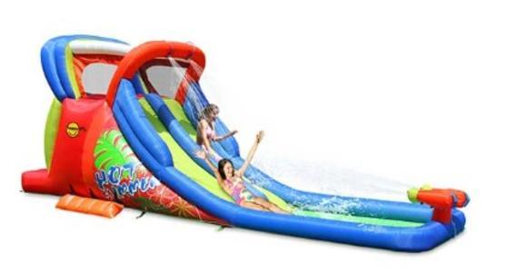 Gonfiabile Hot Summer 9129 Happy Hop GONFIABILE HOT SUMMER ART.9129 - mis.605 x 210 cm MOTORE INCLUSO