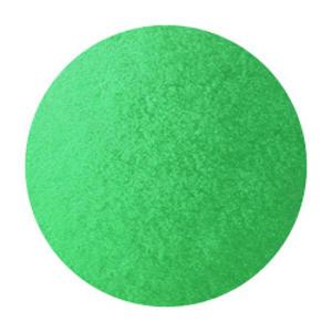 Vassoio rotondo verde rigido cm 40
