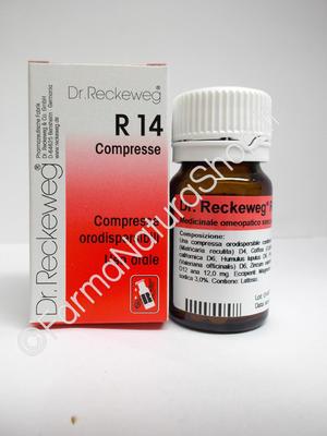 DR. RECKEWEG R14 Compresse