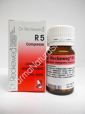 DR. RECKEWEG R5 Compresse