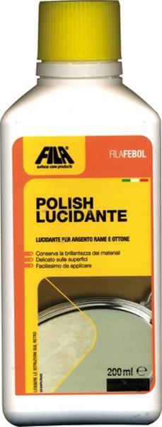 FILAFEBOL Lucidante Per Argento Rame Ottone Ml 200