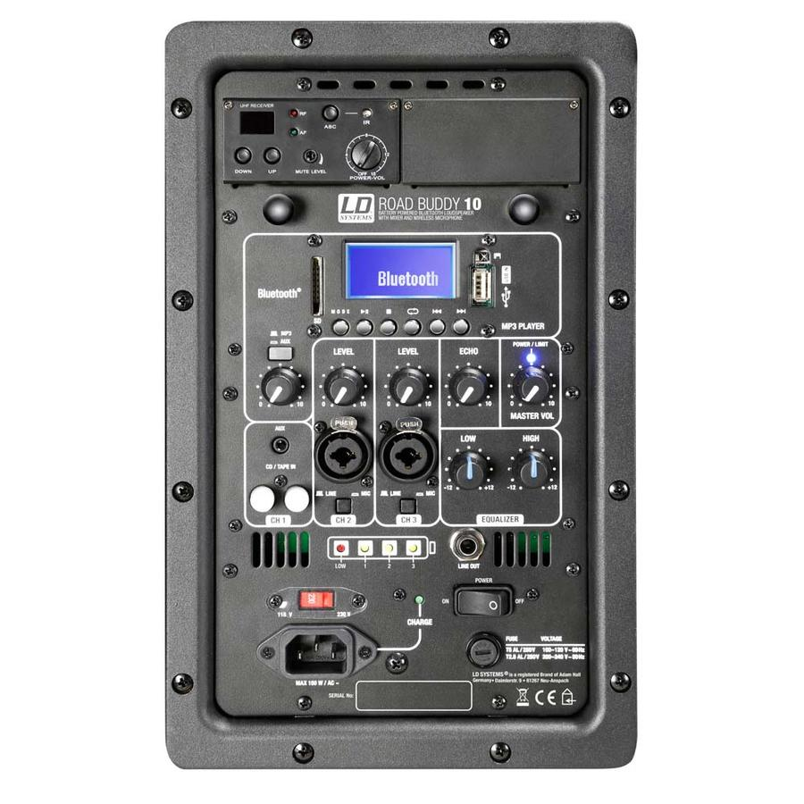 LD Systems Road Buddy 10 HS