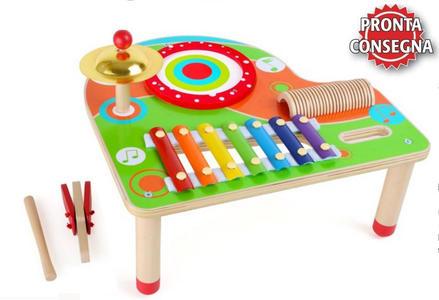 Tavolo Xilofono per Bambini di Legler