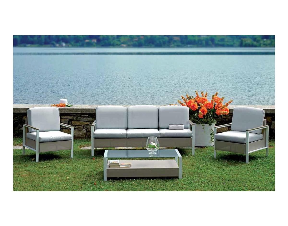 Set spotorno codice prodotto set24 set spotorno in ferro - Set divano giardino ...