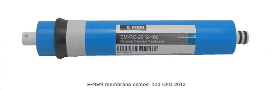 Membrana Osmosi E-MEM TW302012100 GPD