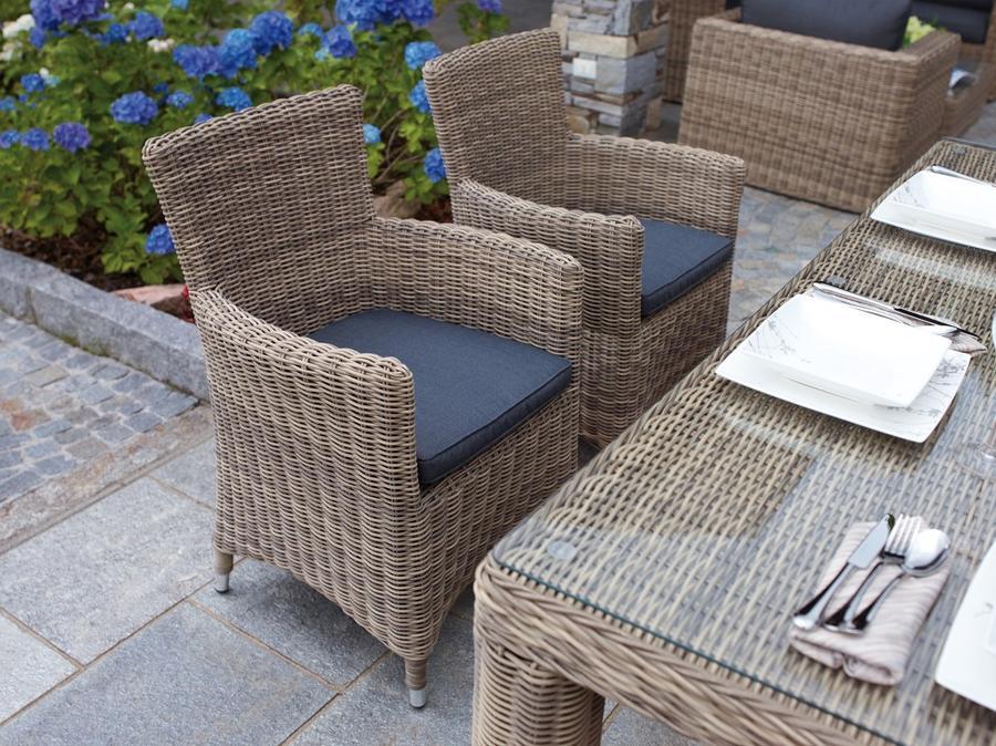 Descrizione completa poltroncina elegante da esterno for Mondo convenienza arredo giardino