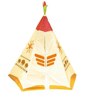 Tenda per bambini degli indiani in tessuto INDIAN