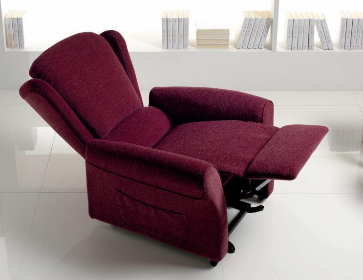 Poltrone elettriche poltrone mobili sedie elettriche per anziani