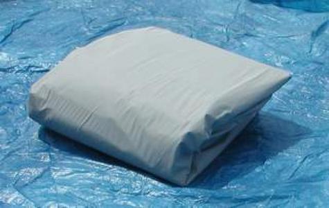 Vasca liner ricambio INTEX 11658 per piscina 400 x 200 x 100cm