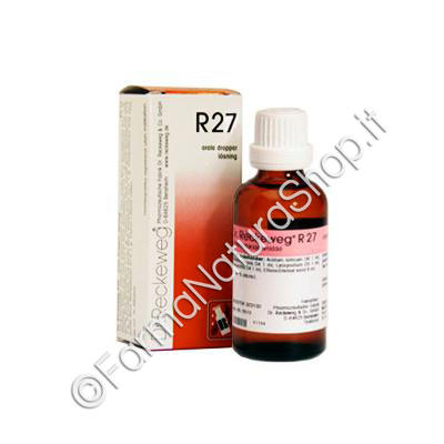 DR. RECKEWEG R27 Gocce