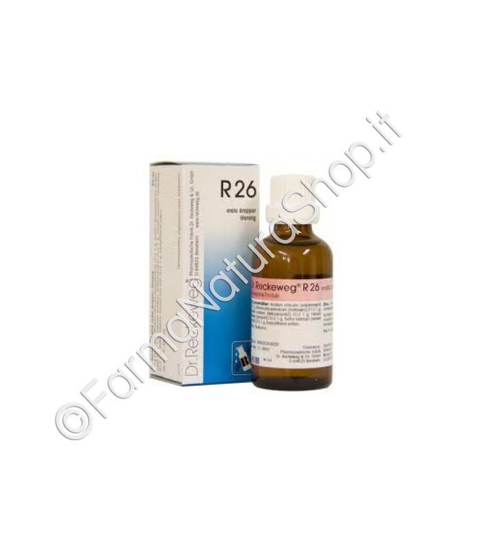 DR. RECKEWEG R26 Gocce