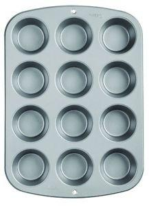 stampo wilton per 12 mini muffin