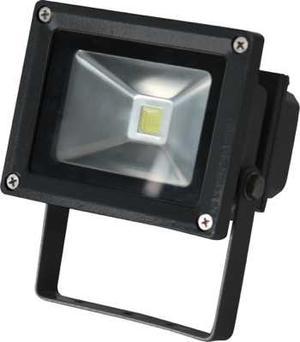 Faro proiettore LED alta luminosità 10w Maurer 96784  esterno luce bianca