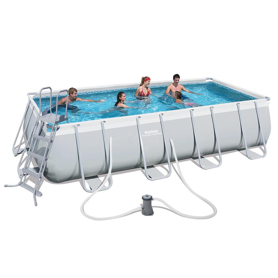 Piscina piscine rettangolare - Piscina bestway opinioni ...