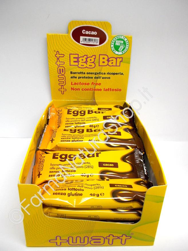 +WATT Egg Bar