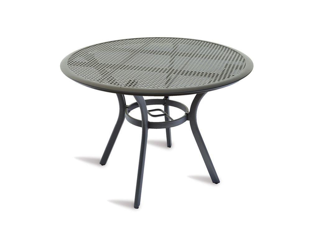 Greenwood rta 72 minori tavolo tondo antracite la resistenza e la straordinaria leggerezza dell - Tavolo vetro temperato opinioni ...