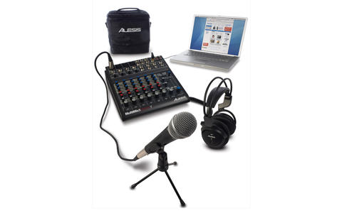 Alesis Firewire Podcasting Kit