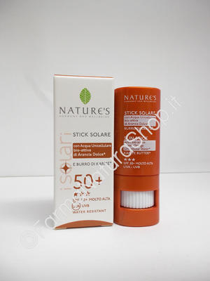 NATURE'S STICK SOLARE SPF50+